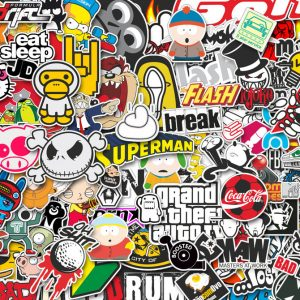 Group stickers